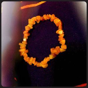 Jewelry - Red aventurine stretch bracelet